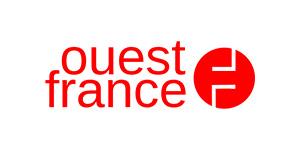 logo Ouest France, les amis de Jopy