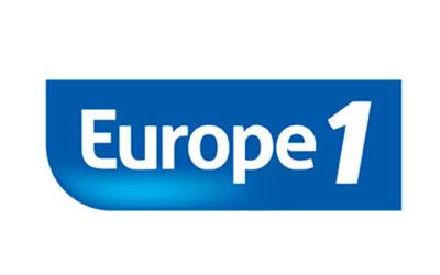 JOPY est passé sur Europe 1